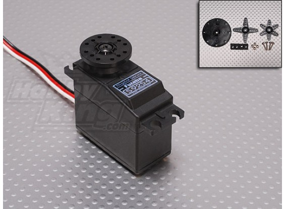 Futaba S9254 Digital High-Speed/Torque Helicopter Servo 1.38kg/.06sec/49g