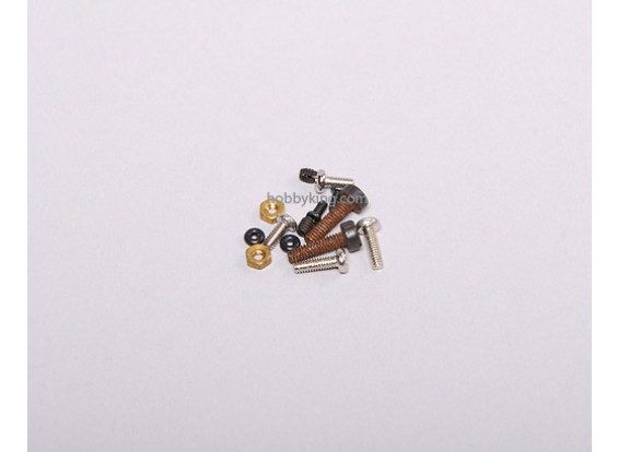 Screws for Dexterity 3DX Helicopter