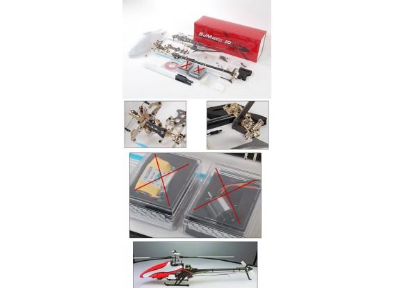 SJM 400II Extreme 3D ARTF Kit