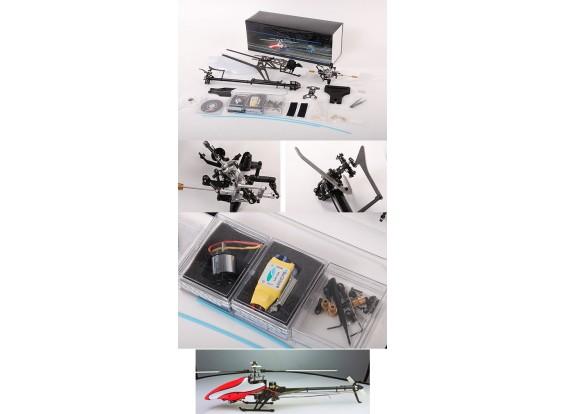 SJM 400-Pro F Combo Kit w/ESC + Motor (SELLOUT)