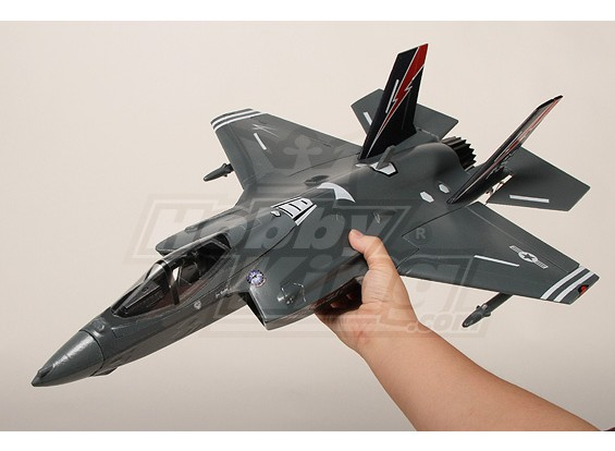 Mini EDF Fighter Jet EPO 488mm (PNF)