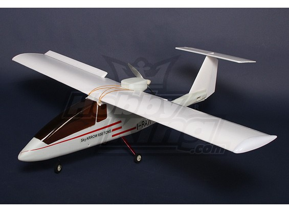 Sky Arrow R/C Airplane Kit