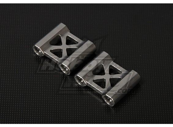 QRF400 Metal Steering Arm Set