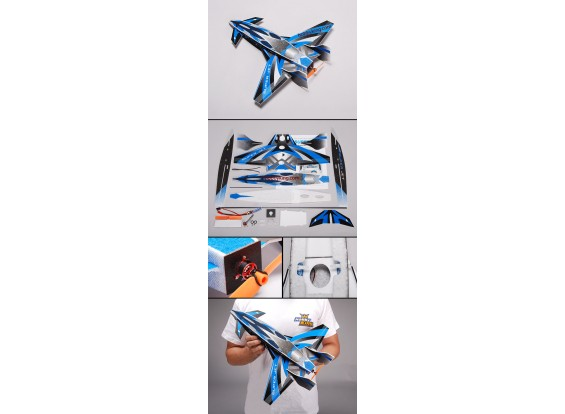 Mini Super Jet EPP Kit w/ Motor & ESC