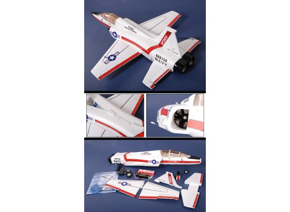 EPO Jet T-38 Talon Pilot Trainer EDF