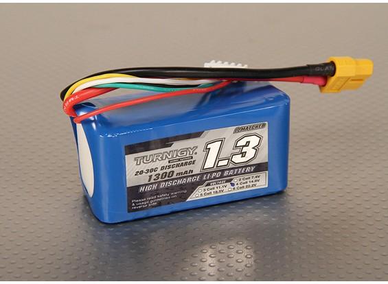 Turnigy 1300mAh 4S 20C Lipo Pack