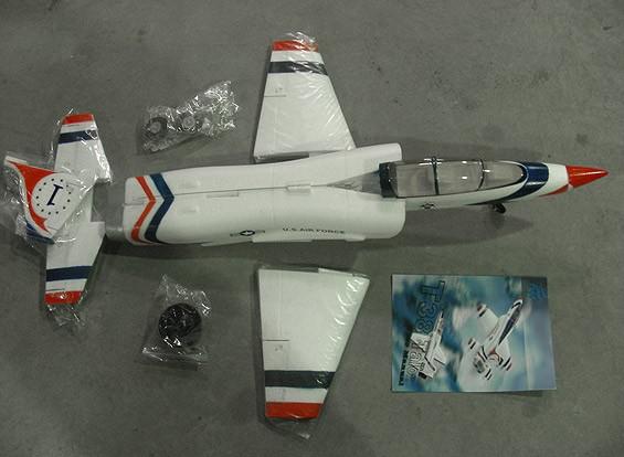 SCRATCH/DENT T-38 Talon 650mm EDF jet (AUS Warehouse)