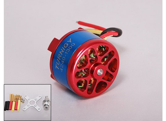 Turnigy 4240 Brushless Motor 1300kv
