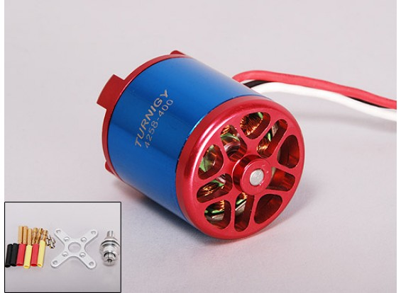 Turnigy 4258 Brushless Motor 400kv
