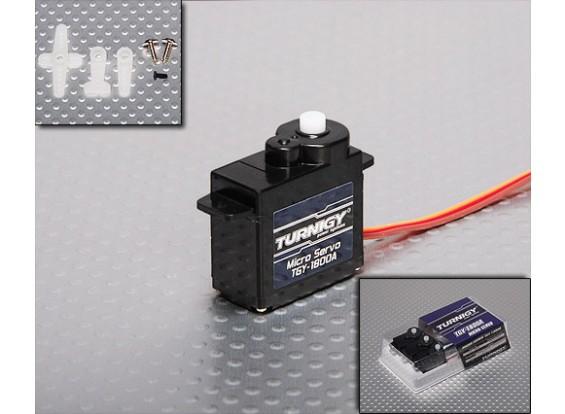 Turnigy™ TGY-1800A Servo 1.5kg / 0.10sec / 8g (3-Pack)