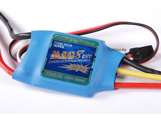 TowerPro n50A Brushless Speed Controller