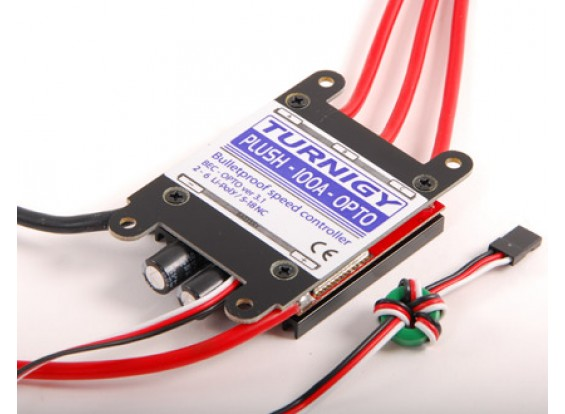 TURNIGY Plush 100amp Speed Controller