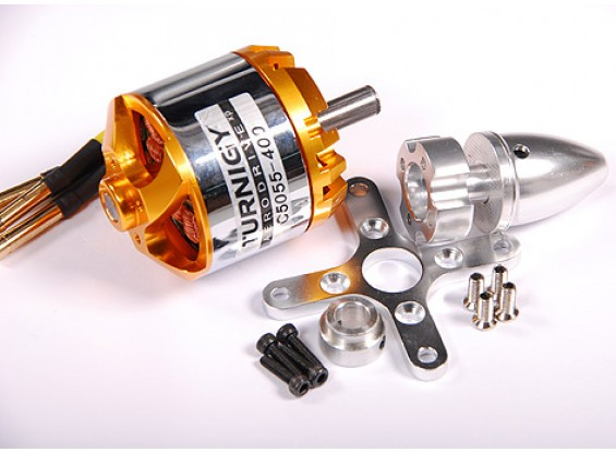 TURNIGY 50-55A 400kv Outrunner (Eq.4120/18)