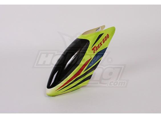 Fiberglass Canopy for Trex-600 Nitro