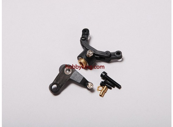 HK-T500 Tail Pitch assembly & Tail Rotor Control Arm Set