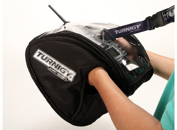 Turnigy Transmitter Glove (2.4Ghz/Neckstrap Ready)