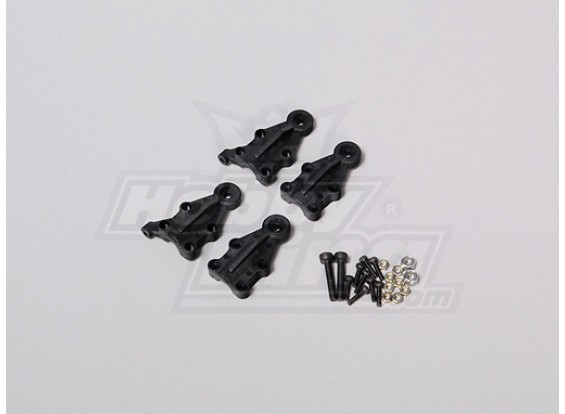 TZ-V2 .50 & .90 Size Tail Rotor Grip