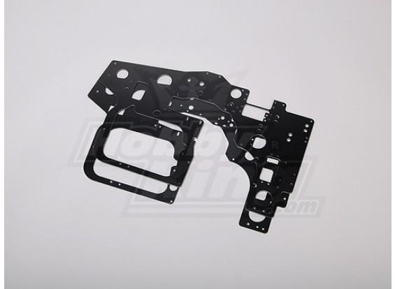 TZ-V2 .50 Size G10 Main Frame