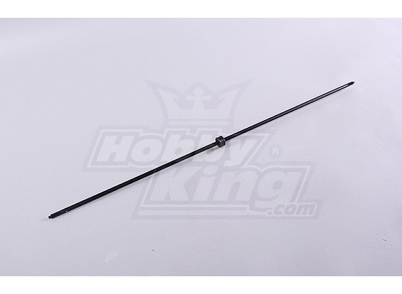 TZ-V2 .50-TT - Tail Drive Shaft