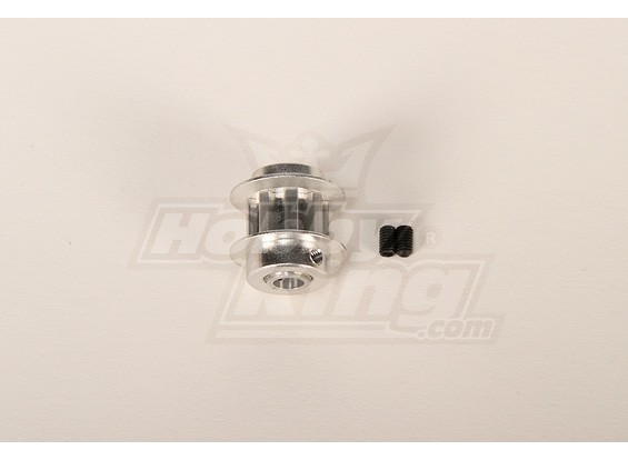 TZ-V2 .50 Size Tail Pulley Assebly (Metal)