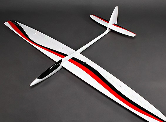 Velocity All Moulded Composite Aerobatic Slope Soarer 1690mm (ARF)