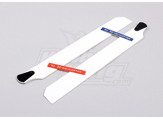 275mm Wooden Main Blades (white)