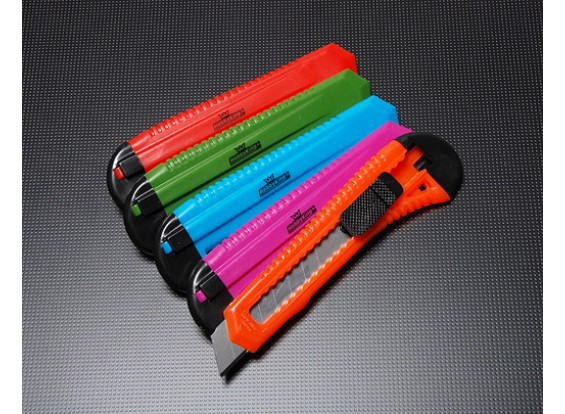 HobbyKing 8 Point Snap Knife (5pcs/set)