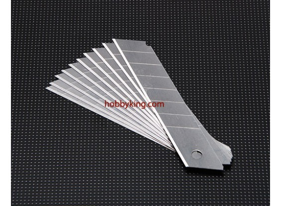 8 Point Snap-Off Spare Blades (10pcs/Set)