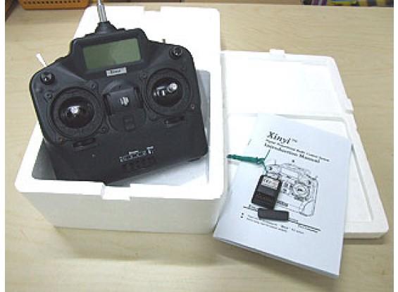 Xinyi 6Channel Digital Radio 36mhz FM Module
