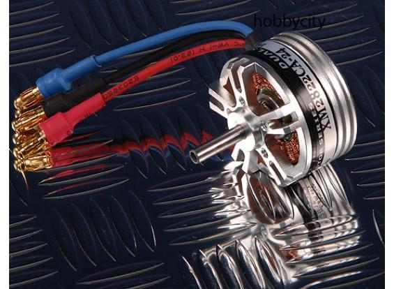 Dualsky XMotor Hollow Shaft XM2822-24H