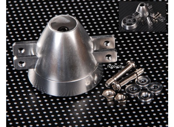 Folding Headless Prop Spinner 40mm / 3.0mm shaft