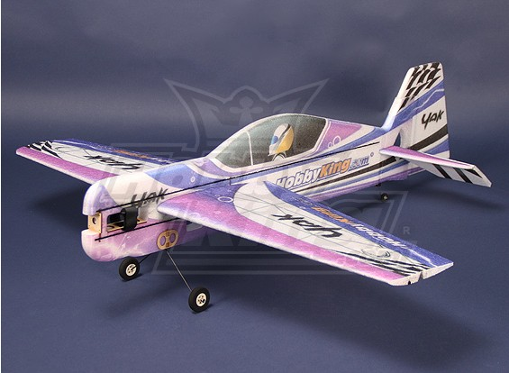 YAK54 EPP 3D Profile KIT (35.4in)