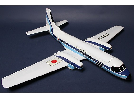 NAMC YS-11 Twin TurboProp Fiberglass Kit