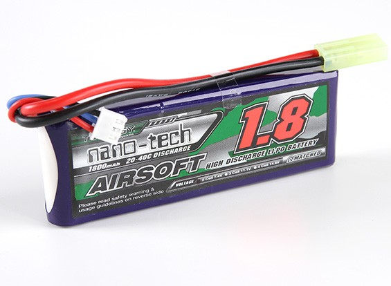 Airsoft Lipo Battery In Rc Car