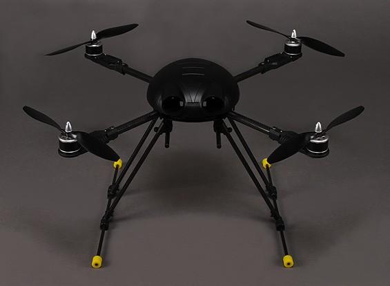 bumblebee carbon fiber quadcopter frame 550mm bumblebee carbon fiber quadcopte