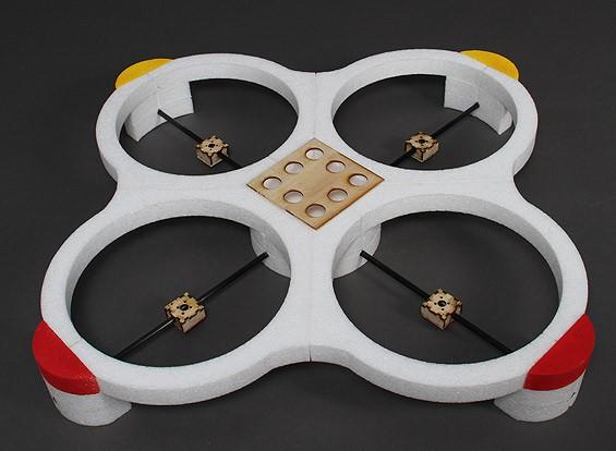 extra large epp quadcopter frame