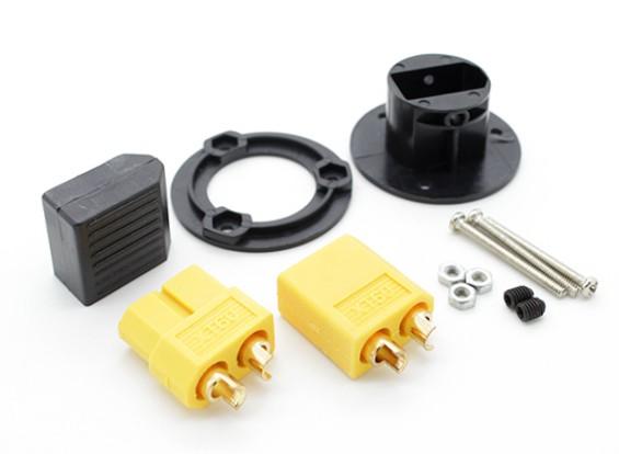 Xt60 Panel Mounting Kit