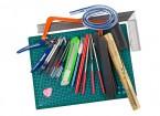 20pcs Hobby Tools Set (including cutting matt)
