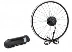 "E-Bike Conversion Kit for 26"" Bikes (PAS Front Wheel Drive) (36V/8.8A)  (UK Plug)"