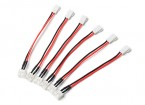 Molex 2.0 2p to PH2.0 2P Battery Adapter (6pc)