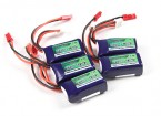 Turnigy nano-tech 260mah 2S 35~70C Lipo Pack2