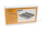 Micro Engineering HO Scale 50ft Double Track Through Girder Bridge Kit (75-521)