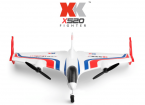 XK X520 Fighter Hovering Plane Vertical Flight Take off 3D Flight