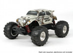 Scratch and Dent Basher 1/16 4WD Mini Monster Truck V2 - Bad Bug (Kit)