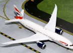 Gemini Jets British Airways Boeing B787-8 Dreamliner G-ZBJC 1:200 Diecast Model G2BAW542