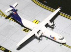 "Gemini Jets Federal Express ""Fedex""  Aerospatile ATR-72-200F N812FX 1:200 Diecast Model G2FDX426"