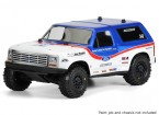 Pro-Line 1/10 Scale 1981 Ford Bronco Clear Body For Short Coarse Trucks