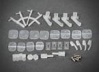 Plastic Parts COMBO-02 (Chuck / Clevis / Rocker / Presser)