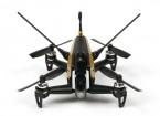 Walkera Rodeo 150 FPV Drone (RTF) (Black/Gold) (Mode 2) (US Plug)