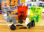 Mini Fabrikator 3D Printer By Tiny Boy - Transparent - EU 230V
